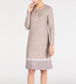 Liquette boutonnée tricot VISON