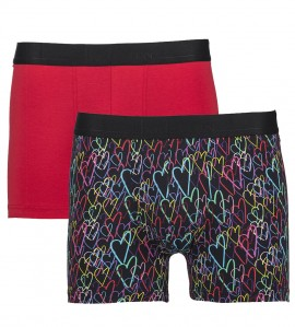 Lot de 2 boxers GRAFFITI
