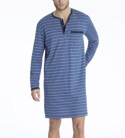 Chemise de nuit Ferris pour homme BLEU 397