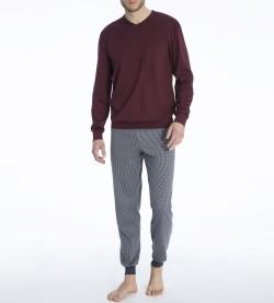 Pyjama pour homme Dave BORDEAUX