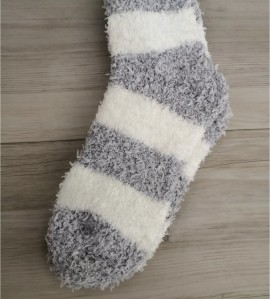 Chaussettes Sweet Extra Cuddly GRIS IVOIRE