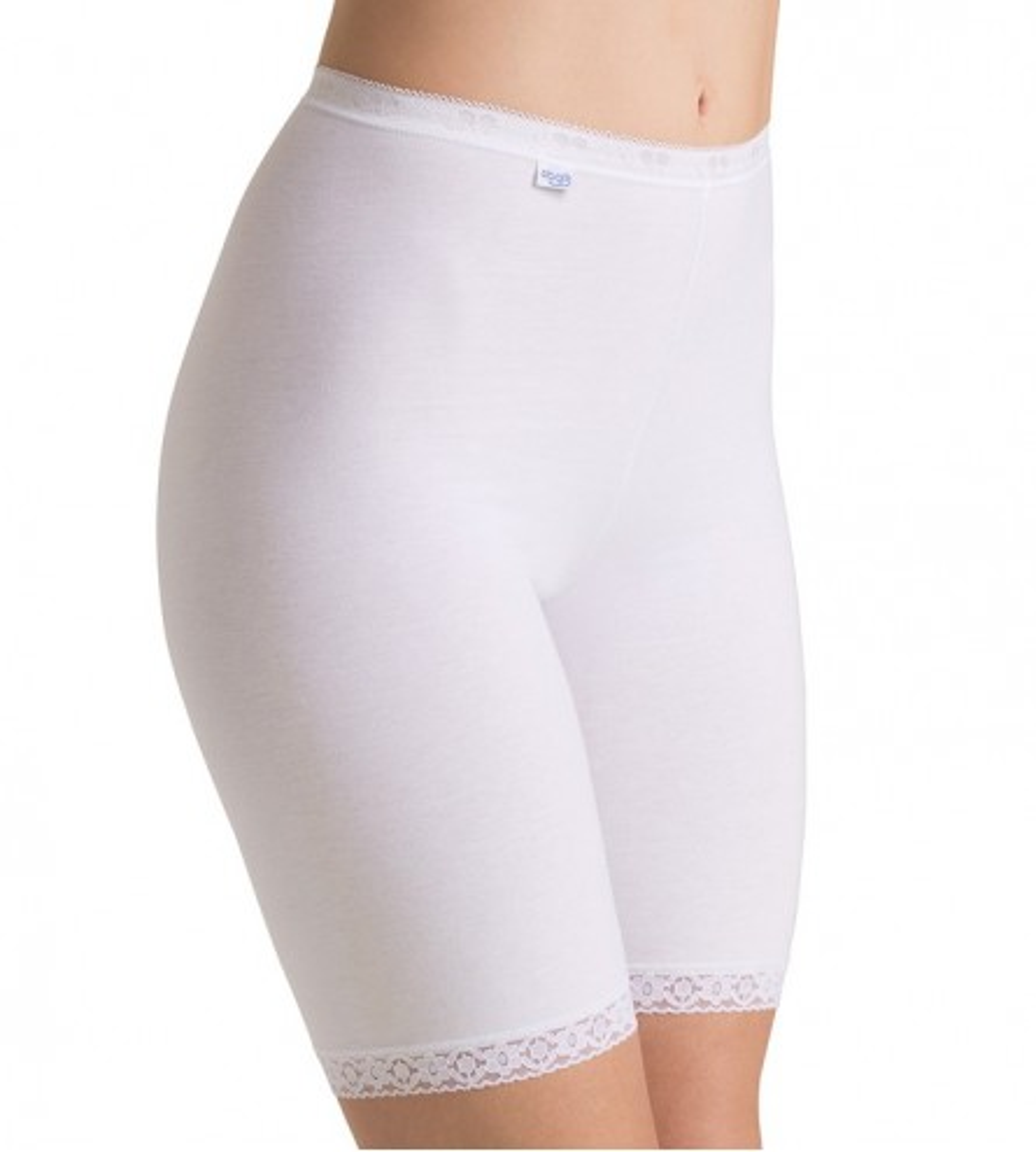 Panty Sloggi Basic + pour femme BLANC