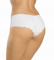 Shorty invisible Light Coton BLANC