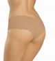 Shorty invisible Light Coton CARAMEL